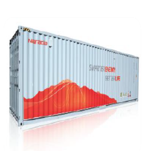 Lithium Containerized